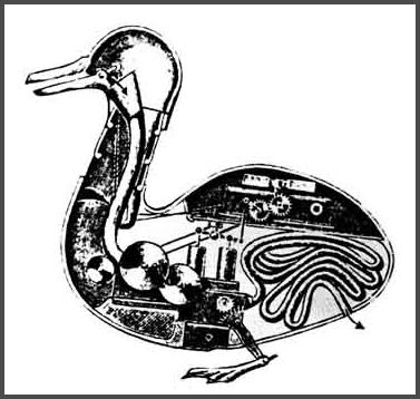 Los robots, Ya existían en la Antiguedad.